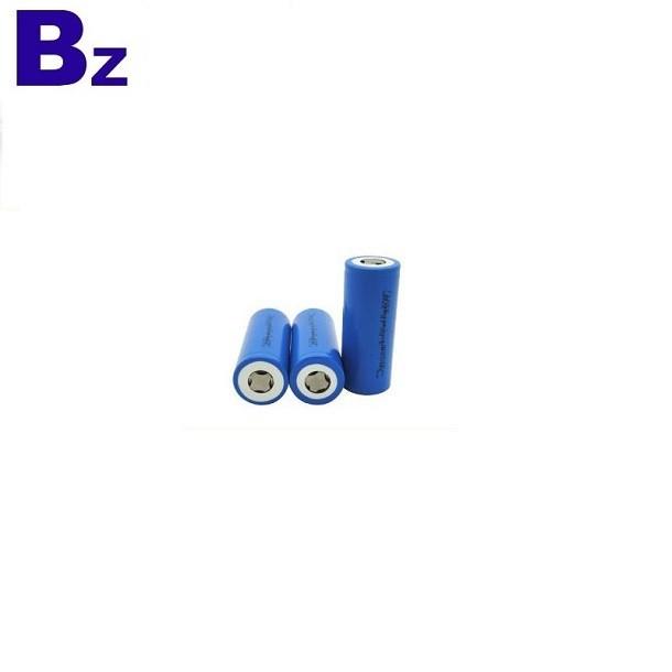 충전식 배터리 32650 5000mAh 3.2V 원통형 LiFePO4 배터리 셀