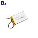 중국 리튬 배터리 공장 맞춤형 LED 자전거 라이트 용 KC 인증 배터리 BZ 505573 2500mah 3.7V 폴리머 리튬 이온 배터리