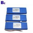 6034100 2S 1850mAh 7.4V 충전식 LiPo 배터리 팩