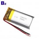 801735 500mAh 3.7V Lipo 배터리
