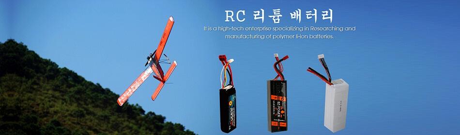 RC 리튬 배터리