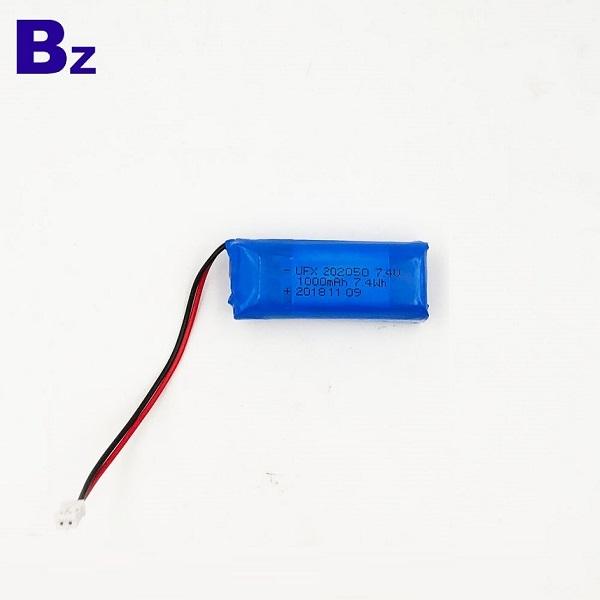 102050 2S 1000mAh 7.4V 배터리