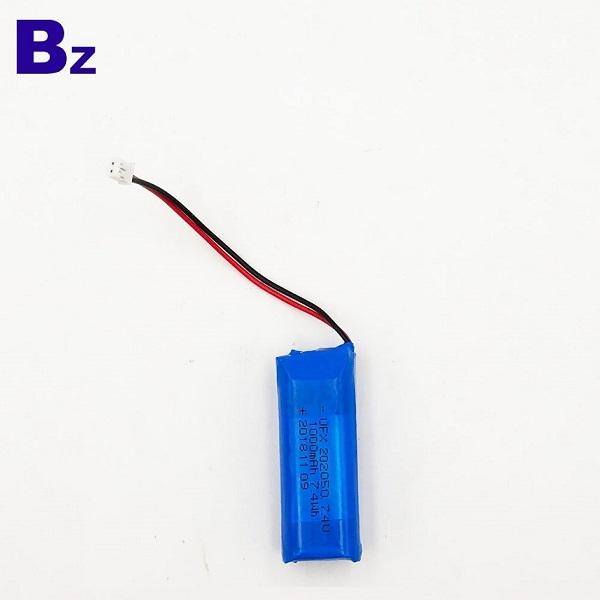 102050 2S 1000mAh 7.4V LiPo 배터리