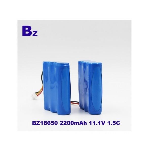 18650-3S 2200mAh 11.1V 리튬 이온 배터리