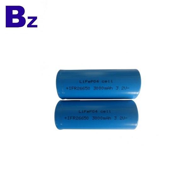 LiFePO4 배터리 26650