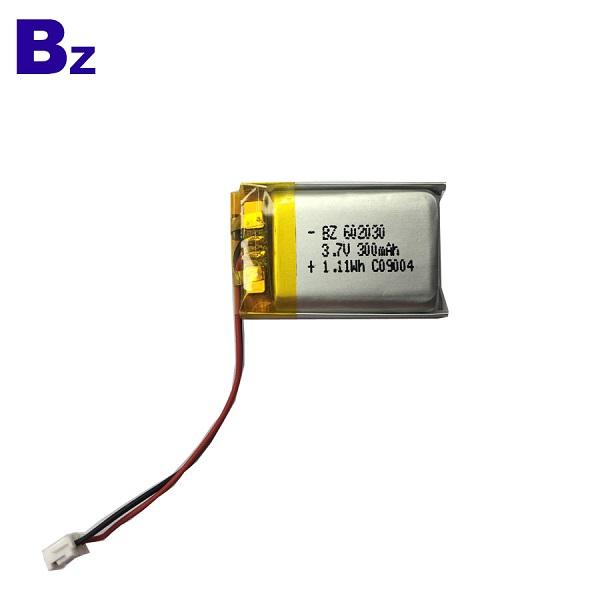 3.7 v 리튬 폴리머 배터리