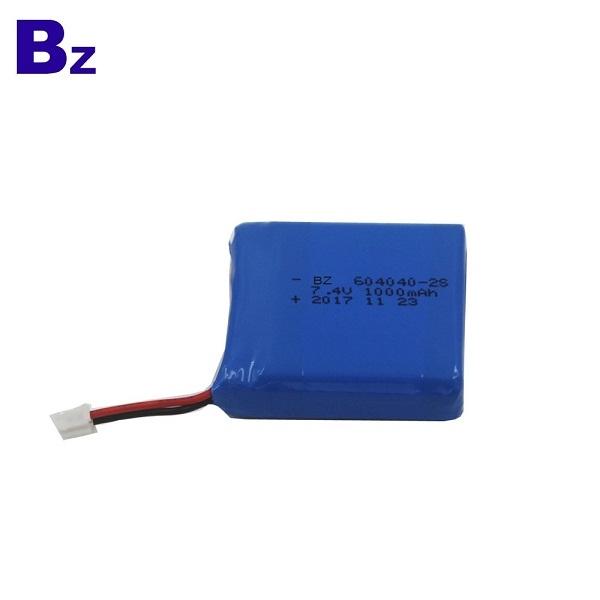 블루투스 스피커 용 Lipo 배터리