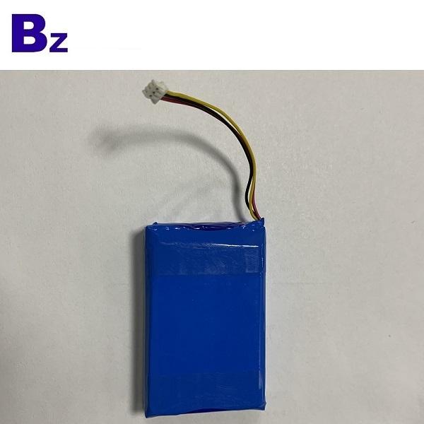 전기 난방 장갑 용 Lipo 배터리