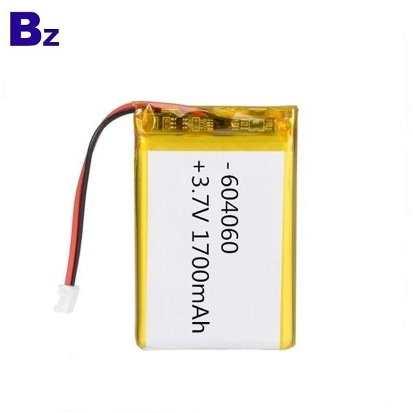 KC 인증 Lipo 배터리 604060