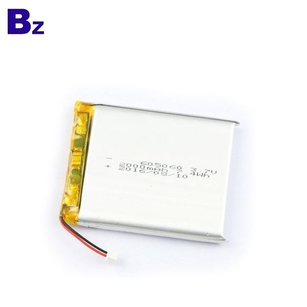 전자 미용 제품 용 배터리