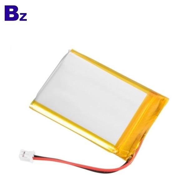 605060 2000mAh 3.7V LiPo 배터리