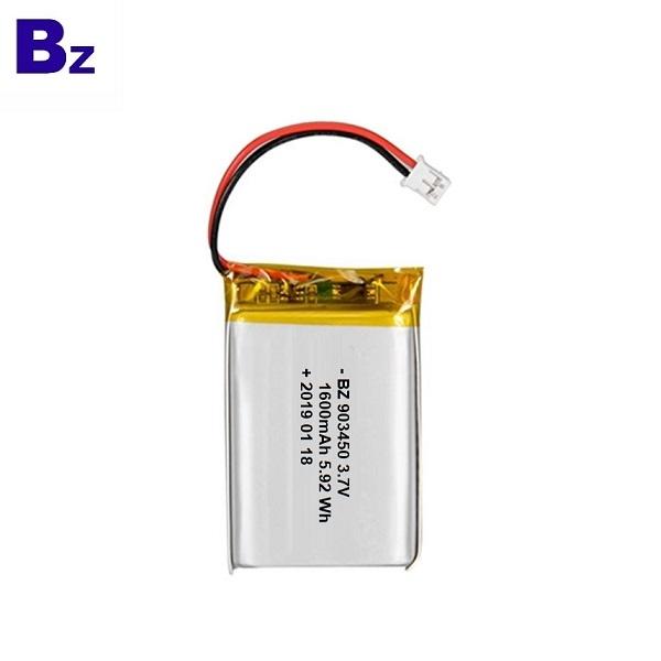 스윕 미터 용 KC 인증 Lipo 배터리