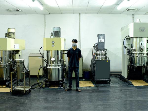 리튬 이온 배터리 - 생산 능력