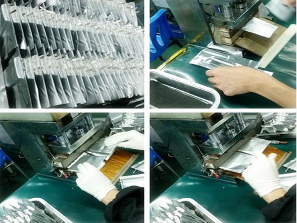 리튬 폴리머 배터리 생산 능력