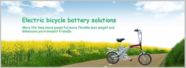 전기 자전거 배터리