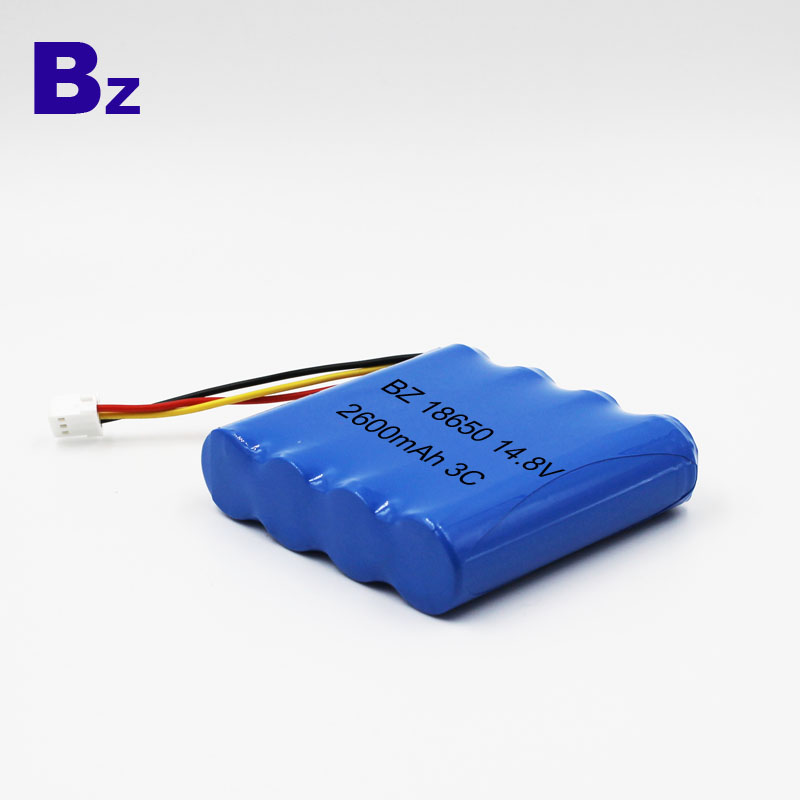 18650 3S - 2200mAh - 11.1V - 1.5C Lipo 배터리