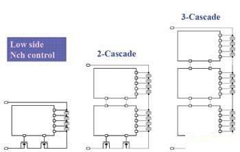 멀티 셀 리튬 이온 배터리